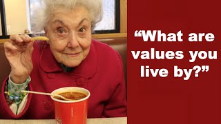 #AskEileen: What are values you live by?