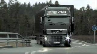 New Volvo FH16 700
