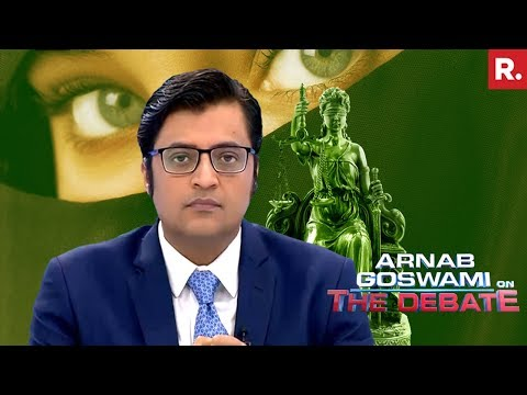 New Law To Ban Triple Talaq This Winter Session | The Debate With Arnab Goswami