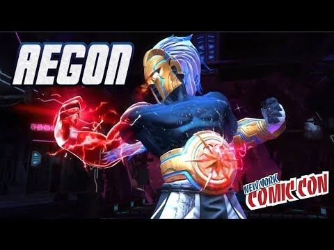 "Aegon, ""The Champion"" + Act 6 - NYCC 2018 Day1