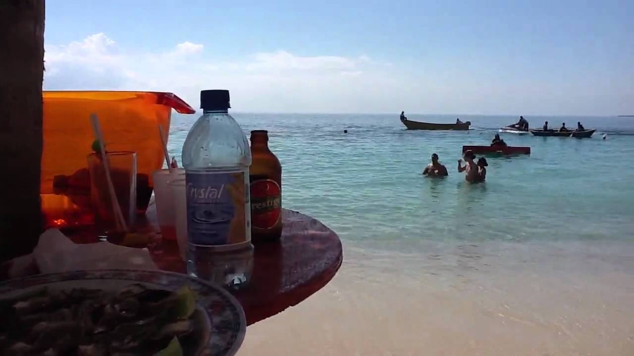 Beaching At Wahoo Bay Beach Resort Haiti