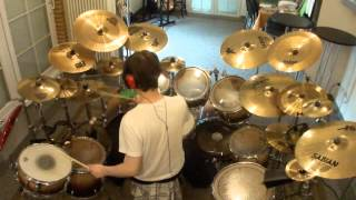 Genesis-Here Comes The Supernatural Anaesthetist Drum Cover