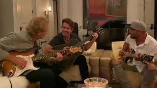 Guthrie Trapp - Sunday Jam Session with Lee Roy Parnell and Dennis Quaid.