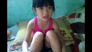 """Bé 6 tuổi Khánh Chi hát """"Nếu như anh đến"""" ghita cực đã.."""