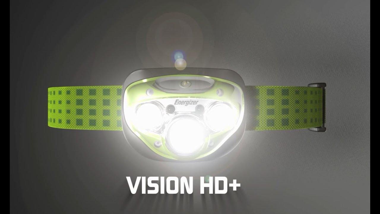 Energizer® Energizer® Vision Vision Headlight Headlight HdLed Energizer® Energizer® Vision Headlight HdLed HdLed PXTwZukOi