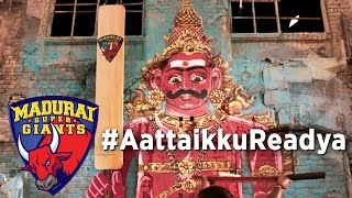 Aattaikku Readya Official Music Video In STR