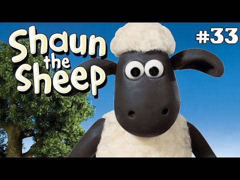 Shaun the Sheep - Lem Perekat Stick with Me