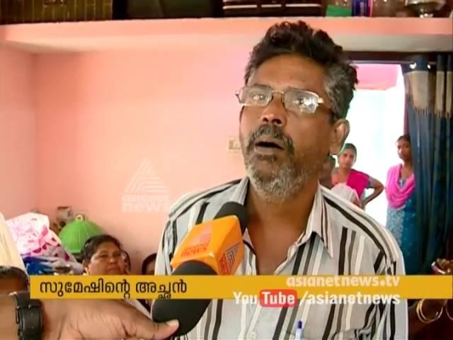 Youth died after beaten in Kollam  കൊല്ലത്ത് ആളുമാറി മര്ദ്ദനമേറ്റ യുവാവ് മരിച്ചു