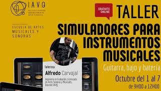 💻🎸🎚🎚🎚🎚 Simuladores para Instrumentos Musicales 4