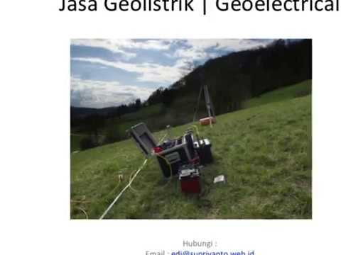 Jasa Geolistrik | Geo Electric Kabupaten Buol Sulawesi Tengah