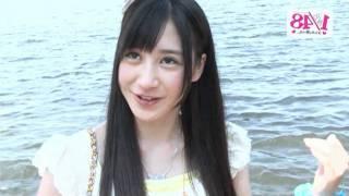 反転Ver. AKB48 1/48 アイドルと恋したら・・・ TEAM K Making 中塚 ...