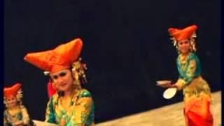 Tari Piring  Plate Dance