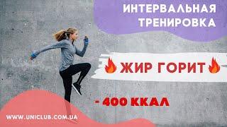 Жиросжигающая тренировка для похудения Жиросжигающие упражнения ТАБАТА