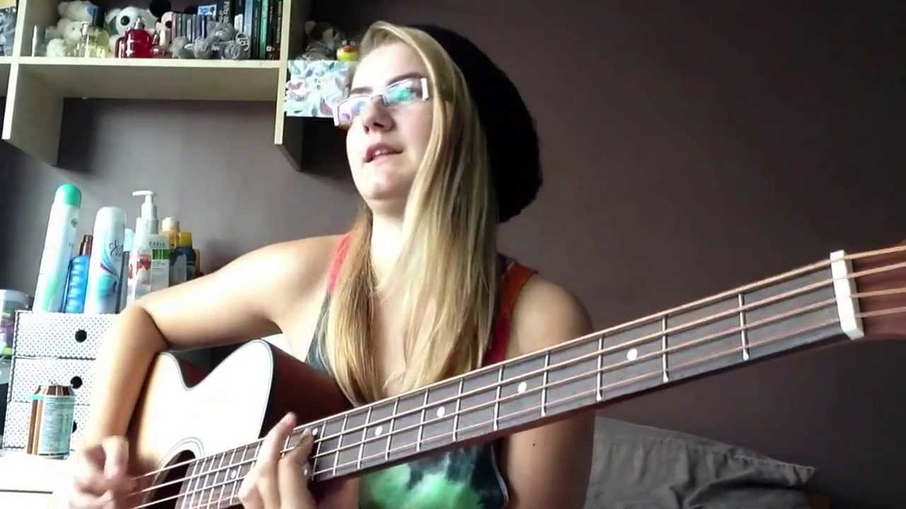 Daughter Youth Acoustic Bass Cover Youtube