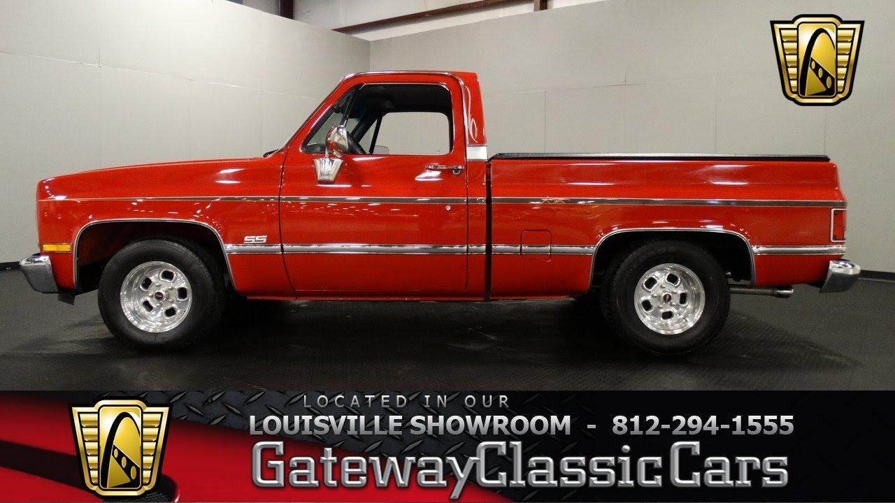 1983 Chevrolet C10 - Louisville Showroom - Stock # 1149 ...
