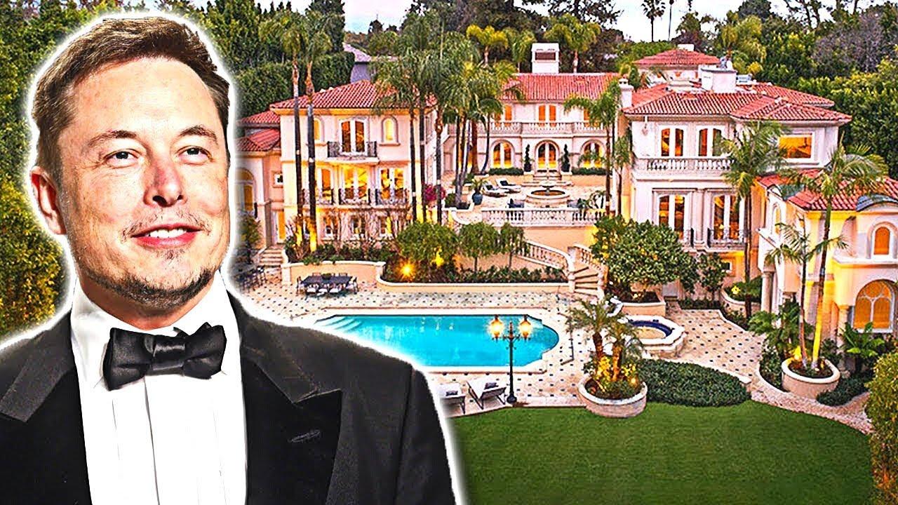 شاهد كيف يعيش إيلون ماسك و كم يكسب من المال ؟