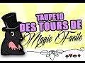 TOP 10 des tours de MAGIE FACILE