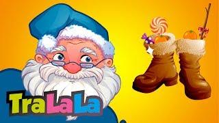 Mos Nicolae - Cantece de iarna pentru copii TraLaLa