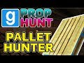 Garrys Mod Prop Hunt Part 2 - Pallet Hunter