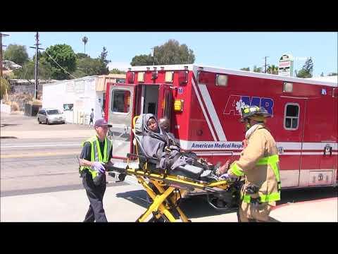 Road Rage Leads To Major Crash On University Ave. 7/22/2018