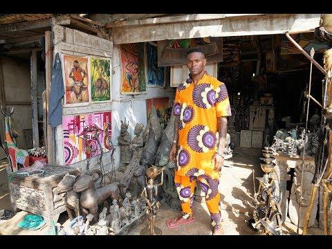 Live. Love. Africa: Tour of The Dakar Artist Village