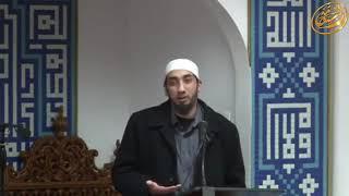 """Господи! Мой народ забросил этот Коран!"" Нуман Али Хан."