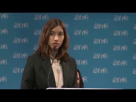 Phetchompoo Kijburana เพชรชมพู กิจบูรณะ - One Young World 2014 - 16 Oct 2014 - Thai Subtitle