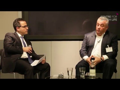 In conversation with Michael Sherwood Vice Chairman & Co-CEO Goldman Sachs