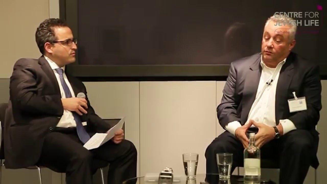 in conversation michael sherwood vice chairman co ceo in conversation michael sherwood vice chairman co ceo goldman sachs