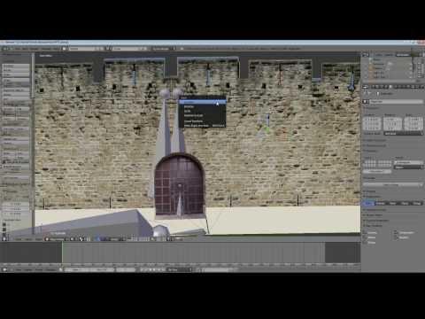 Blender 2.69 Tutorial - Making a Pop-Up Book