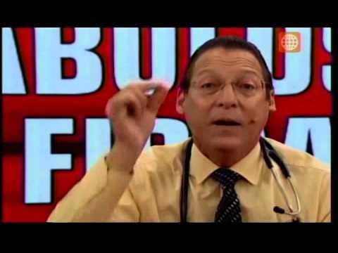 Dr. TV Perú (09-11-2015) - B1 - 2 - Tema del Día: Fabulosa fibra