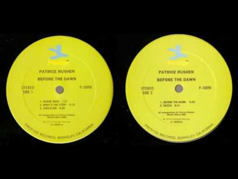 Patrice Rushen before the dawn (full album)
