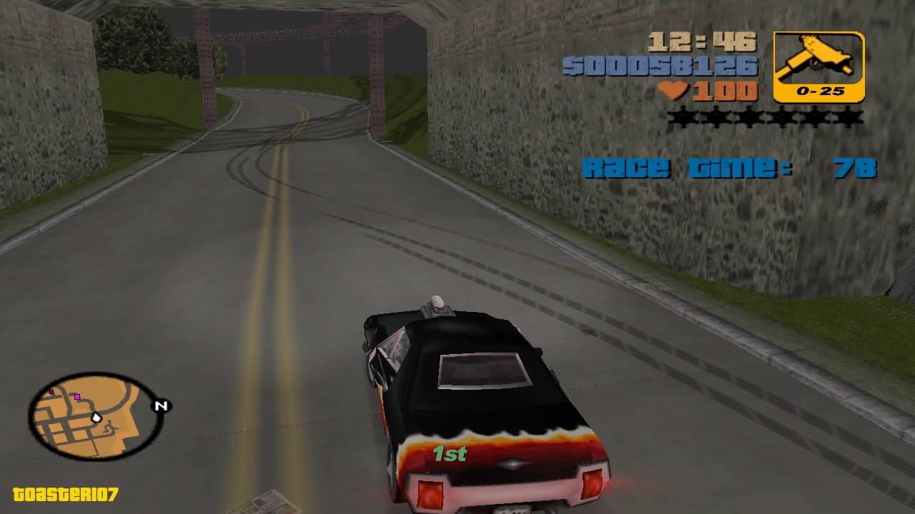 Grand Theft Auto III: Turismo - YouTube
