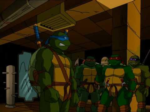 As Novas Tartarugas Ninja Episodio 1 1 2 Pt Youtube