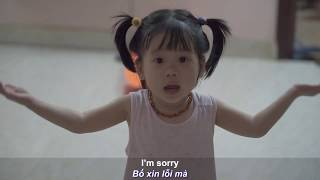 Khi Con Gái 2 Tuổi Gắt Bằng Tiếng Anh l Chuyên Gia Phạt Bố