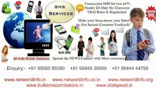 Marketing Promotional Bulk SMS International Route With DND Delivery Pudukkottai