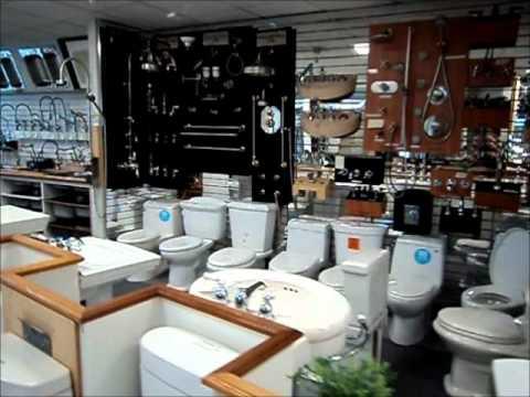 Bathroom Showrooms Toronto dupont plumbing showroom - toronto pt- 2 - youtube