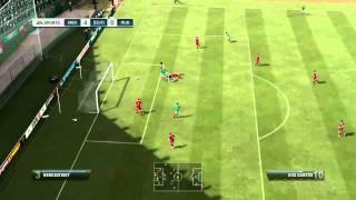 FIFA Soccer 12 Mexico vs Russia