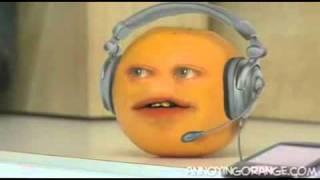 A laranja irritante - O trote DUBLADO - YouTube.flv