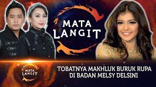 Download lagu 75 - MENGHARUKAN!!! TOBATNYA MAKHLUK GAIB BURUK RUPA DI BADAN ARTIS CANTIK MELSY DELSINI.