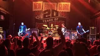 New Found Glory 47 Live 7-18-17 20 Years Of Pop Punk Tour Mercury Ballroom Louisville KY