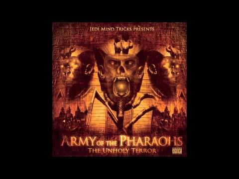 "Jedi Mind Tricks Presents: Army of the Pharaohs - ""The Ultimatum"" [Official Audio]"