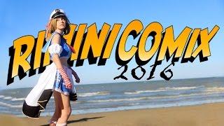 Video random: RIMINI COMIX(C'era caldo. MUSIC: Disfigure - Blank., 2016-07-25T19:07:29.000Z)
