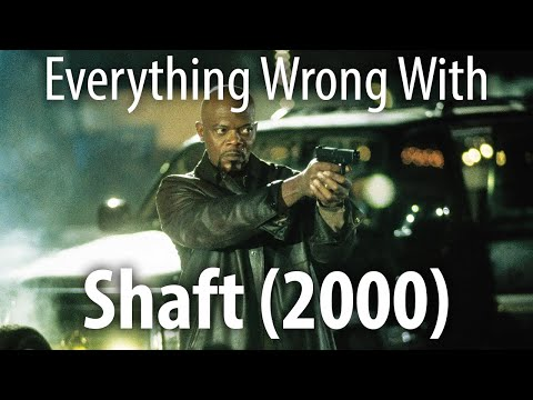 Everything Wrong With Shaft (2000) In 13 Minutes Or Less