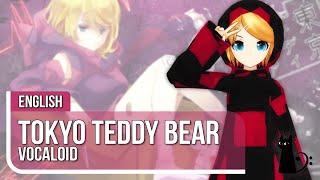 "[new] Vocaloid - ""Tokyo Teddy Bear"" | ENGLISH COVER | Lizz Robinett"