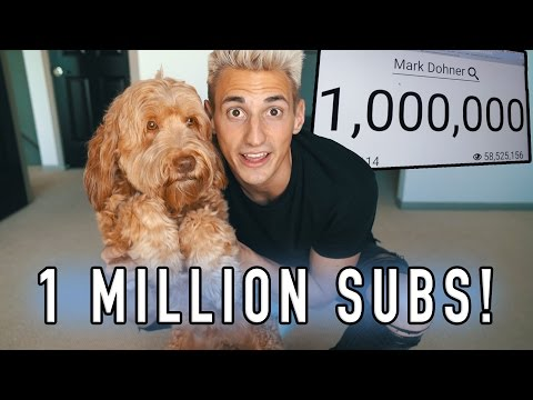 Thumbnail: WE HIT 1 MILLION SUBSCRIBERS! Thank YOU! (Celebration)