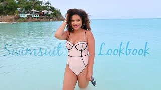Swimsuit Lookbook 2018  - Sexy, Flattering, One Piece Swimsuits!