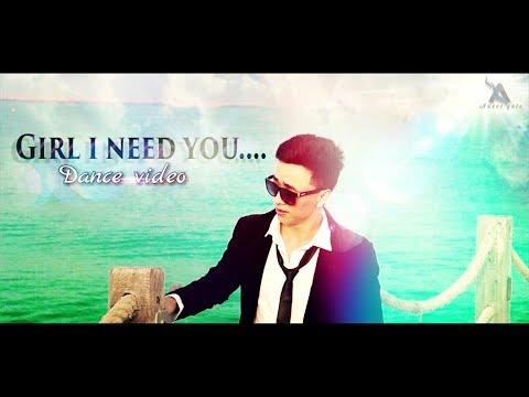 Girl I Need You | Arijit Singh| Baaghi | Dance Cover Video