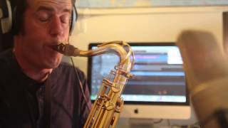 A Weaver of Dreams on Tenor and Alto Sax