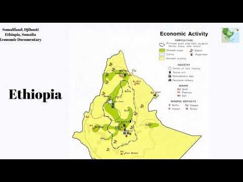 Somaliland, Ethiopia, Djibouti Somalia Economic Documentary